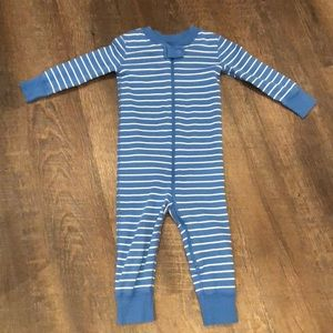 18-24 Months Hanna Andersson Striped Pajamas